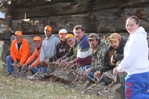 The 40-year hunters and the next generation.